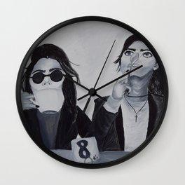 My Morning-Coffee Wall Clock