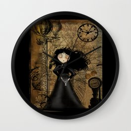 No Fear of Flying Wall Clock