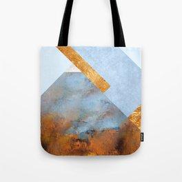 Modern Mountain No5-P1 Tote Bag