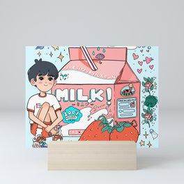 mob!! C: Mini Art Print