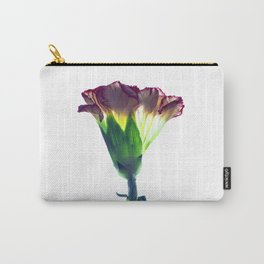 Pressed Carnation Carry-All Pouch
