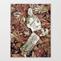 The Fall of Faith Canvas Print