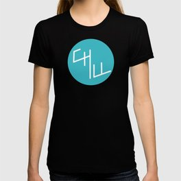 Chill typography T-shirt