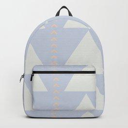 Southwestern Triangles No. 2 in Big Sky Backpack