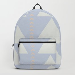 Southwestern Triangles No. 2 in Big Sky Backpack