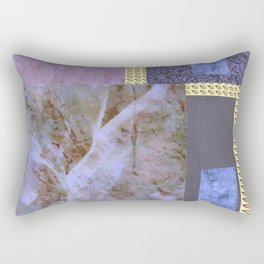 purple comfort Rectangular Pillow