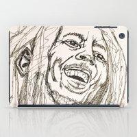 marley iPad Cases featuring Marley by Deelara