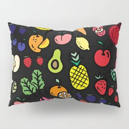 fruits & veggies Pillow Sham