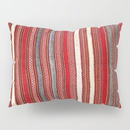 Bergama  Antique Turkish Kilim Pillow Sham