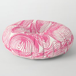 Inkshells I Floor Pillow