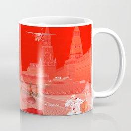 SquaRed: Russia Today Coffee Mug