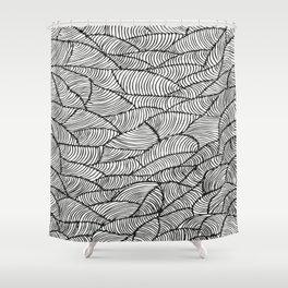 Inklings Shower Curtain