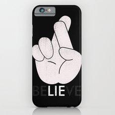 Finger Crossed iPhone 6s Slim Case