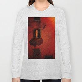 Boy In The Attic Long Sleeve T-shirt