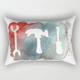 DAD TOOLS - COLOR Rectangular Pillow