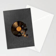 Autumn Song - colour option Stationery Cards