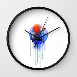 My beloved (Habibi) Wall Clock