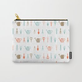 AFE Gardening Tools Pattern Carry-All Pouch