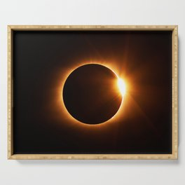 The Eclipse (Color) Serving Tray
