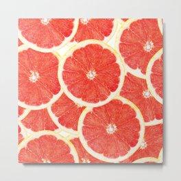 grapefruits Metal Print