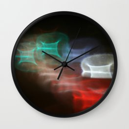 Night Lites DPGA150531 Wall Clock