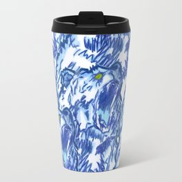 GRIZZLIES HAND-DRAWING DESIGN Travel Mug