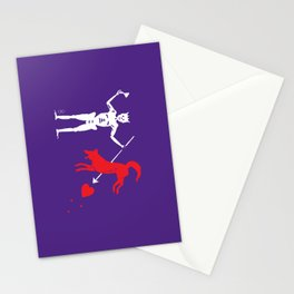 Beat State Stationery Cards