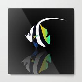 tropical fish 11 Metal Print