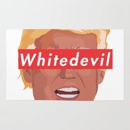 White devil Rug