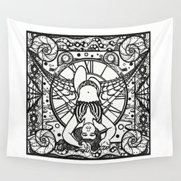 SEVEN: Sloth Wall Tapestry