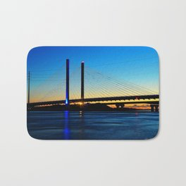 Indian River Inlet Bridge Bath Mat