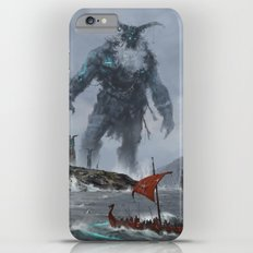 at the edge of the world iPhone 6s Plus Slim Case
