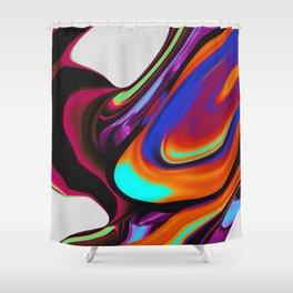 Yazu Shower Curtain