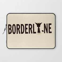 BORDERLINE / Borderline Bill Laptop Sleeve