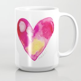 #heART by mekel Coffee Mug