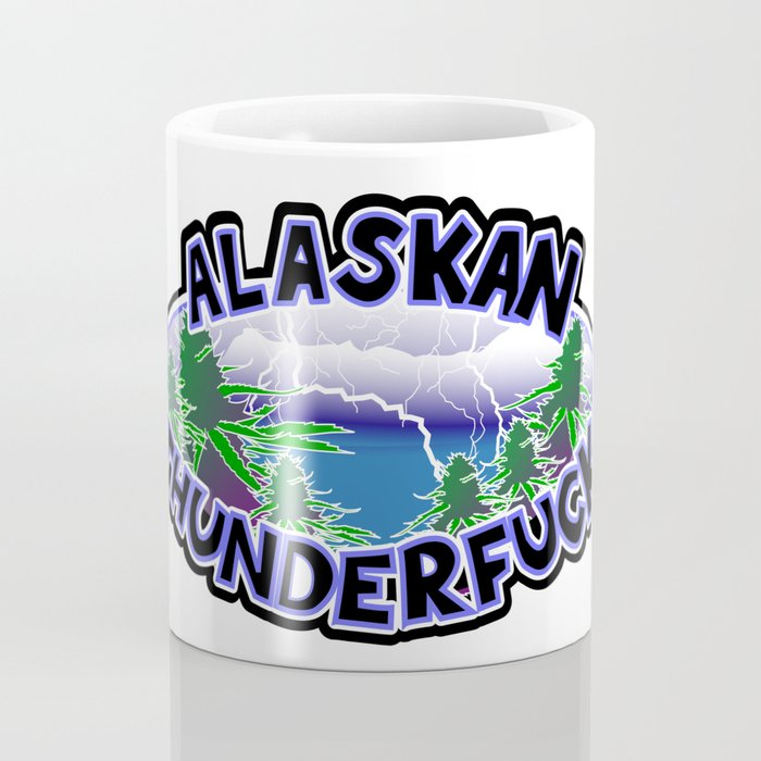 Alaskan Thunderfuck Coffee Mug