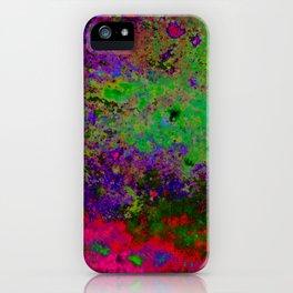 Random Colors iPhone Case