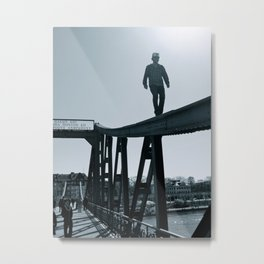 Main River Daredevil  Metal Print