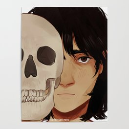 Friend of Death - Nico Poster