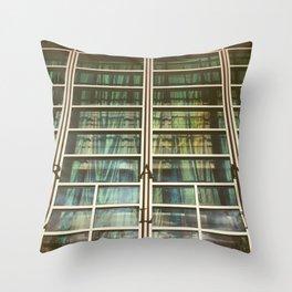 Emerald City Throw Pillow