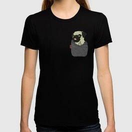 Pug You Pocket T-shirt