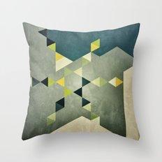 Shape_01 Throw Pillow