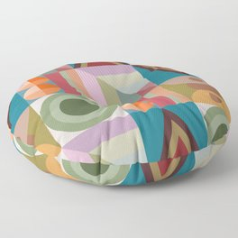 Mesmerise Pattern Floor Pillow
