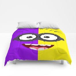 Half Minion Comforters