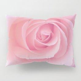 Flower | Pink Rose |  Photography | Nature | Spring | Summer Pillow Sham