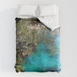 The Blue Lagoon Comforters