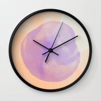 focus Wall Clocks featuring Focus by 83 Oranges™