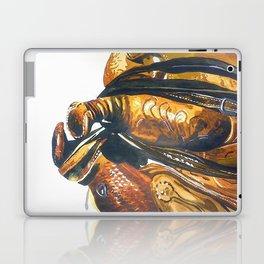 Two Saddles: Laptop & iPad Skin