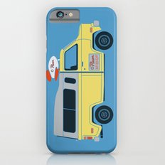 Galactic Pizza Van Slim Case iPhone 6s