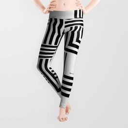 Is there a way out? Leggings